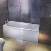 Cleargreen Rectangular Single Ended Baths