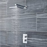 Concealed Valve Mixer Showers