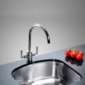 Leisure Kitchen Taps