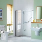AKW Silverdale Shower Screens