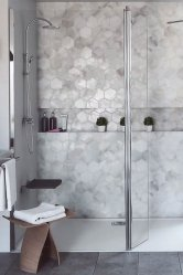 Coram Stylus Glass Shower Panels