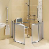 Disabled Shower Doors