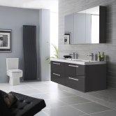 Hudson Reed Quartet Gloss Bathroom Furniture