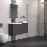 Hudson Reed Urban Grey Avola Bathroom Furniture