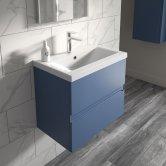 Hudson Reed Urban Satin Blue Bathroom Furniture