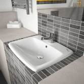 Inset Countertop Basins