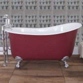 Jig Cast Iron Baths