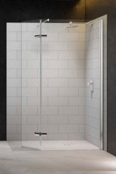 Merlyn 8 Series Hinged Shower Walls