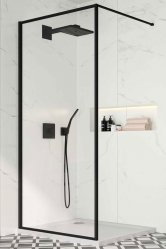 Merlyn Black Shower Walls