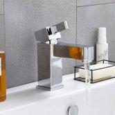 Mini Mono Basin Mixer Taps