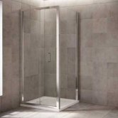 Mira Leap Bi-Fold Shower Doors