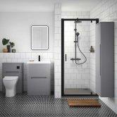 Nuie Elbe Bathroom Furniture