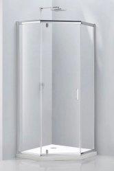 Pentagonal Shower Enclosures
