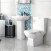 Nuie Asselby Bathroom Range