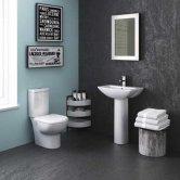Nuie Knedlington Bathroom Range