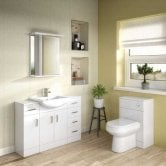 Nuie Mayford Bathroom Furniture