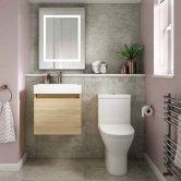 Nuie Merit Bathroom Furniture