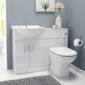 Nuie Saturn Bathroom Furniture