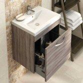 Premier Shipton Driftwood Bathroom Furniture