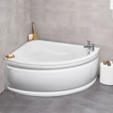 Prestige Offset Corner Baths