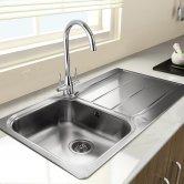 Rangemaster Stainless Steel Kitchen Sinks