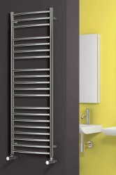 Reina Eos Stainless Steel Towel Rails