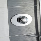 Single Concealed Shower Valves