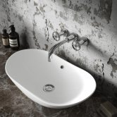 Sit-On Countertop Basins