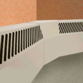 Smiths Sureline Skirting Perimeter Heating