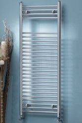 Straight Ladder Towel Rails