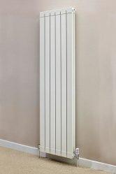 Supplies4Heat Saxon Vertical Radiators