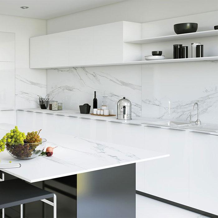 RAK Ceramics Classic Carrara Tiles