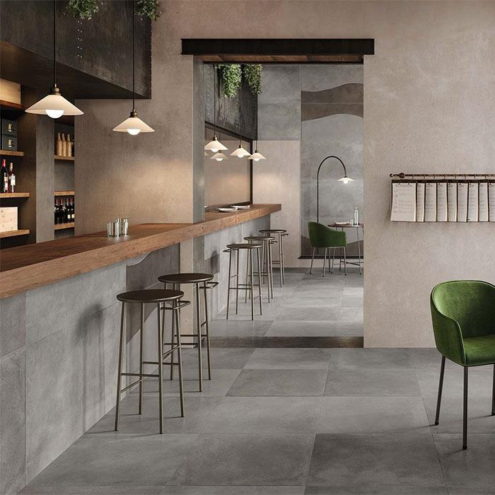 RAK Ceramics Lava Concrete Tiles