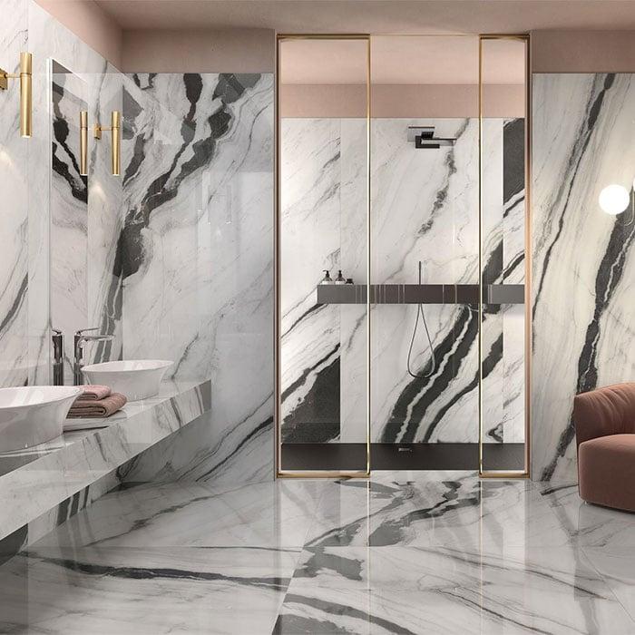 RAK Ceramics Panda Marble Tiles