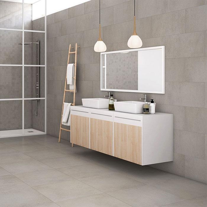 RAK Ceramics Revive Concrete Tiles