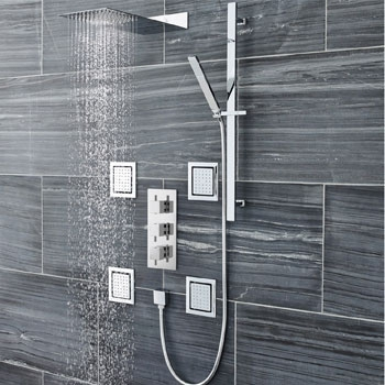 Hudson Reed Shower Kits