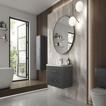 Hudson Reed Solar Bathroom Furniture