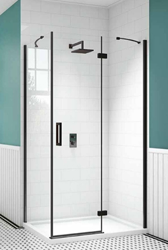 Merlyn Black Shower Doors