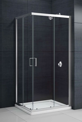 Merlyn Mbox Corner Entry Shower Doors