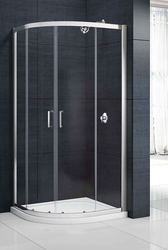 Merlyn Mbox Quadrant Shower Doors