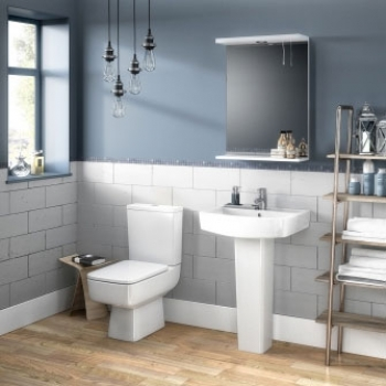 Premier Bliss Bathroom Range