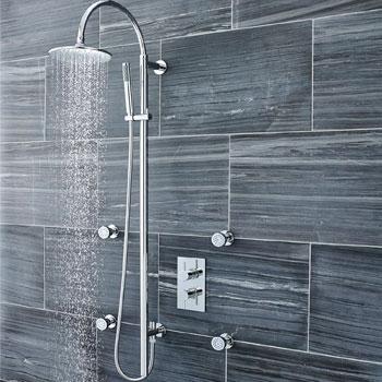 Premier Pioneer Concealed Showers