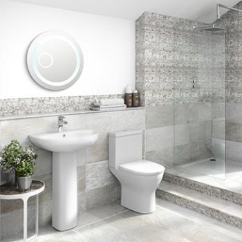 Premier Saffron Bathroom Range