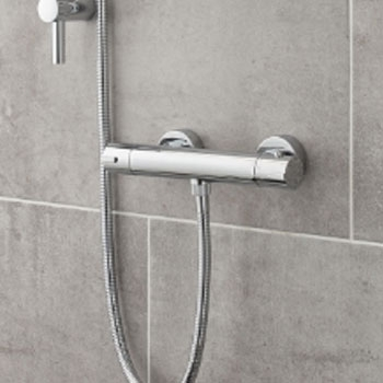 Premier Thermostatic Bar Showers