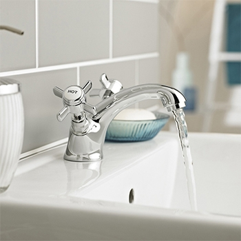 Prestige Gardner Bathroom Taps