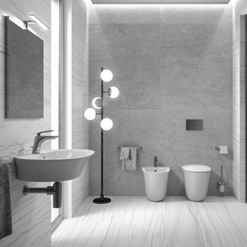 Rak Sensation Bathroom Range