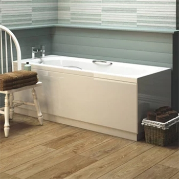 Rectangular Baths with Grips