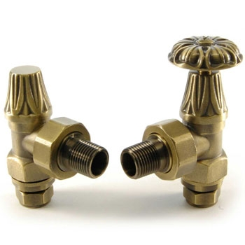 West Abbey Radiator Valves