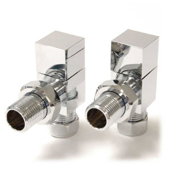West Bloc Radiator Valves