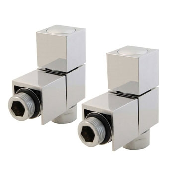 West Cube Radiator Valves